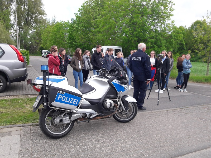 Girls and Boys Day 2018 bei der KPB Heinsberg